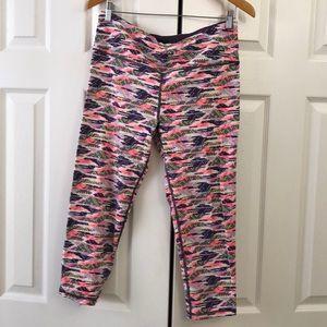 Pants - VSX bright colored legging crop